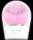 Электрическая щетка | массажер для очистки кожи лица Foreo LUNA Mini 2, Светло - розовый, фото 2