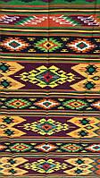 Килим доріжка тканий гуцульський з орнаментом 150*280 см