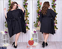 Стильное платье    (размеры 50-60)  0182-98, фото 1