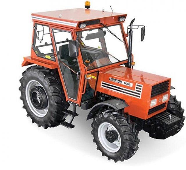 Трактор TUMOSAN 6055