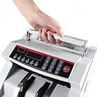 Лічильник банкнот Bill Counter 2108 c детектором UV | рахункова машинка + детектор валют, фото 3