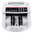 Лічильник банкнот Bill Counter 2108 c детектором UV | рахункова машинка + детектор валют, фото 7