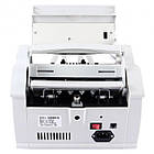 Лічильник банкнот Bill Counter 2108 c детектором UV | рахункова машинка + детектор валют, фото 9