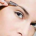 Женский триммер эпилятор для бровей Finishing Touch Flawless Brows, фото 7
