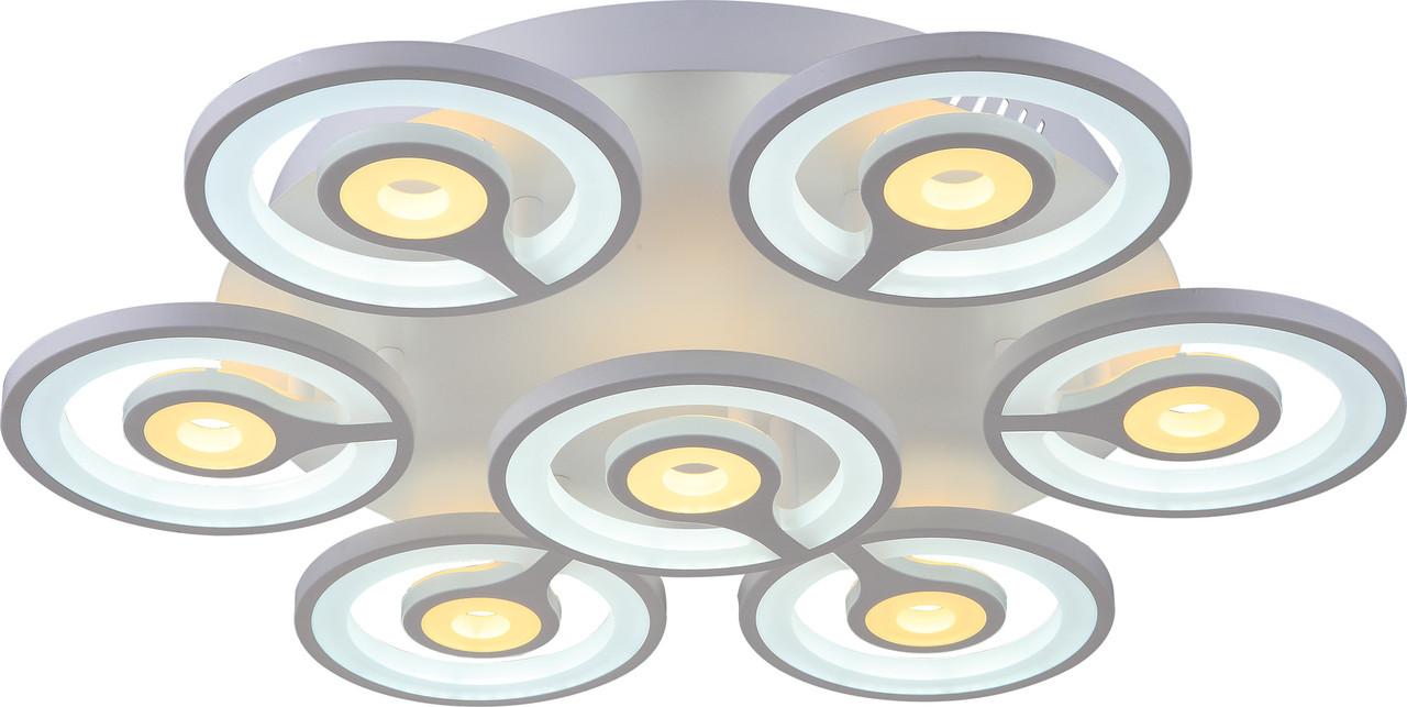 Світлодіодна люстра Altalusse INL-9396C-55 White