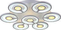 Світлодіодна люстра Altalusse INL-9396C-55 White, фото 1