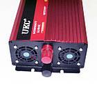 Преобразователь автомобильный напряжения инвертор AC/DC AR 3000W 12V, фото 8