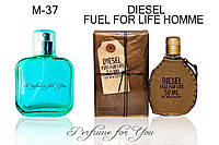 Мужские духи Fuel for Life Diesel 50 мл