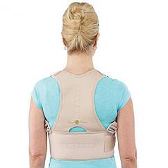 Женский магнитный корсет корректор осанки Royal posture woman