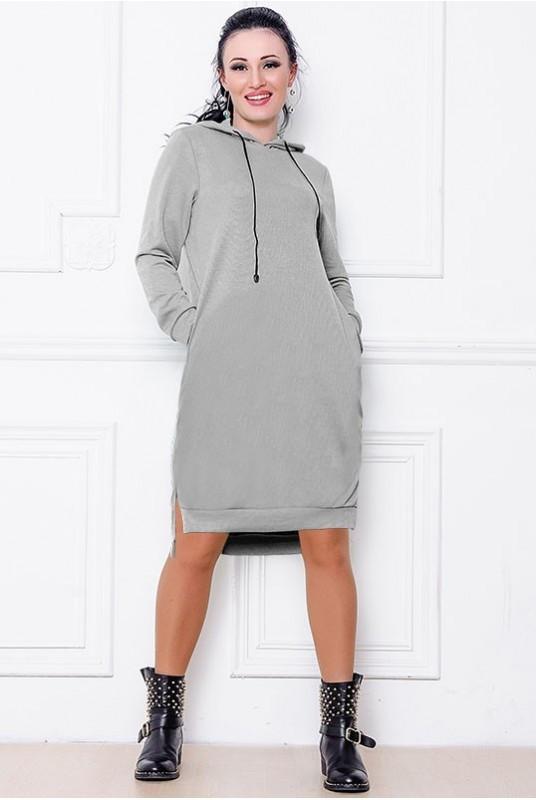 Платье NEXТ 42 Серый (017выпыаС061)