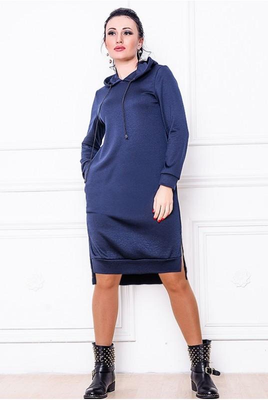 Платье NEXТ 42 Темно-синий (017вавС063)