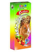 LoLo Pets Smakers RABBIT Лакомства для кролика с орехами