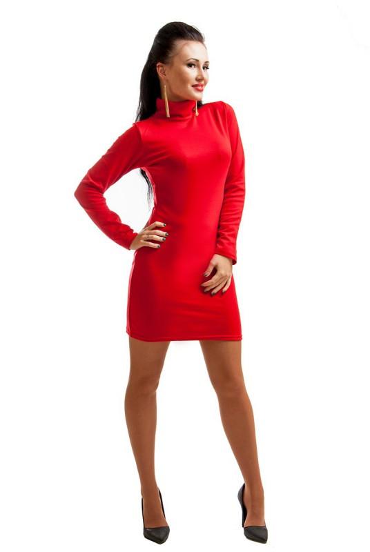 Платье MIRANDA S Красное (017вимС0202)