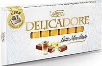 Шоколад DELIKADOR Latte Macchiafo (с лате макиато) Baron Польша 200г