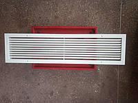 Вентиляционная линейная решетка регулируемая настенная 1000х200мм Б/У