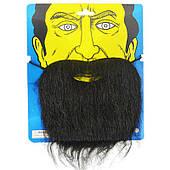 Борода пирата черная 240216-387