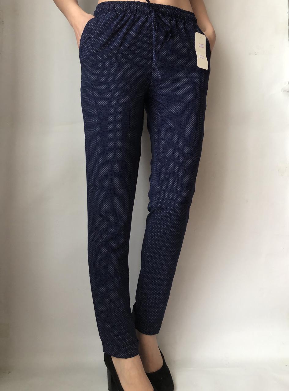 Женские летние штаны N°17 (в горошек)