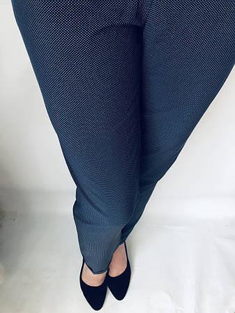 Женские летние штаны N°17 МГ синий, фото 2