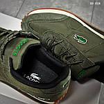 Мужские кроссовки Lacoste (зеленые), фото 8