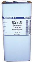 Клейберит 827.0 - спец очиститель для очистки емкостей от ЭВА клеев-расплавов, канистра 4,5 кг