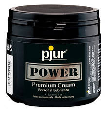 Лубрикант для фистинга pjur POWER Premium Cream 500 мл