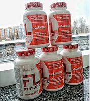 Жироспалювач FitLife L-Carnitine 120капс