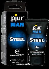 Крем для эрекции pjur MAN Steel Gel 50 ml