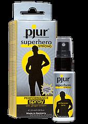 Пролонгатор pjur Superhero Strong Spray 20 ml
