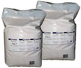 Клейберит 743.3 клей-расплав для облицовывания профиля ПВХ пленкой, мешок 25 кг, Германия