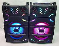 Акустическая система AiLiang UF-7612-DT музыкальные колонки цветомузыка