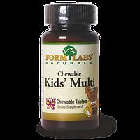 Витамины для детей KID'S MULTI 45 жевательных таблеток