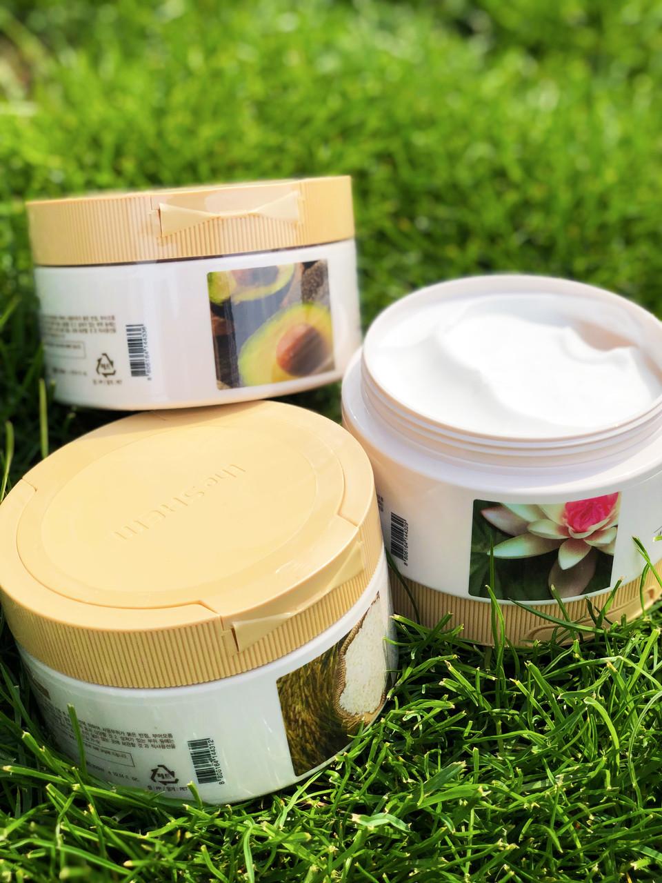 Очищающий крем-гель с авокадо 300 мл The Saem Natural Condition Avocado Cleansing Cream