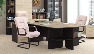 Конференц-крісла для переговорних