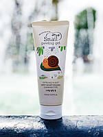 Пилинг-скатка для лица с улиточным муцином 150 мл  Esfolio Snail  peeling gel