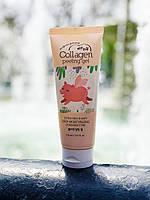 Пилинг-скатка для лица с коллагеном 150 мл Esfolio Collagen peeling gel