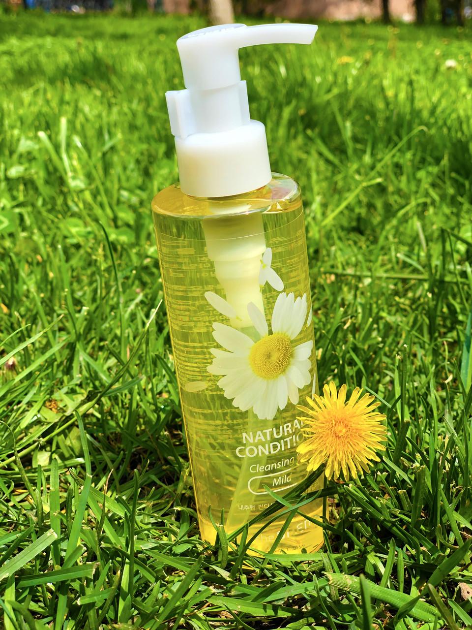 Очищающее гидрофильное масло для лица 180 мл The Saem (Mild)