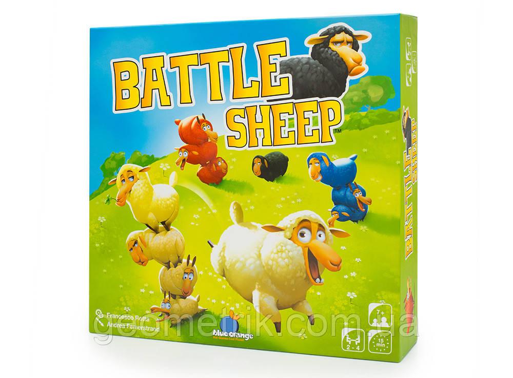 """Настольная игра """"Боевые овцы (Battle Sheep)"""""""