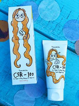 Коктейль из керамидов для волос Elizavecca CER-50ml