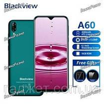 Смартфон Blackview A60 зеленого цвета., фото 2