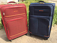 ff303d27b122 Тканевые Чемоданы на 4 колеса, разных размеров и цветов My travel