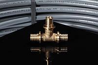 Тройник равносторонний, d32 x d32 x d32 мм Heat-Pex ОПТОМ (Израиль-Украина)