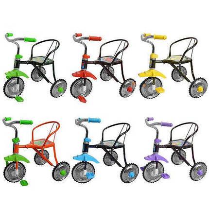 Детский трехколесный велосипед   LH 701-2, фото 2