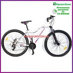 Горный велосипед Crosser Angel 29 дюймов белый