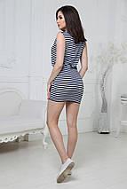 """Платье тельняшка """"Бьянка"""", фото 2"""