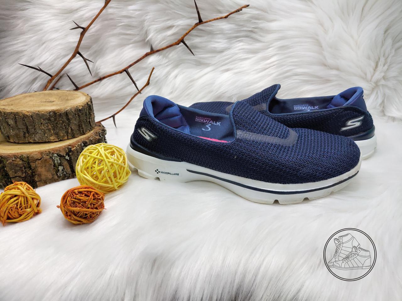 Эспадрильи Skechers Go walk 3 (35 размер) бу