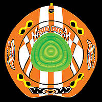 Водный буксируемый аттракцион плюшка WOW 4P Big Boy Racing