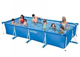 Каркасный бассейн Итекс для детей.Каркасный бассейн.Бассейн каркасный наземный.
