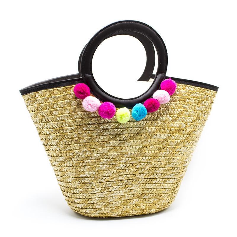afc4dfbdb27a Плетеная сумка - цена, фото, описание