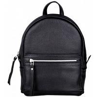 43d135326465 Женский кожаный рюкзак Jizuz Sport SP292310B, черный