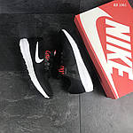 Мужские кроссовки Nike Air Zoom Structure (черно/белые), фото 4
